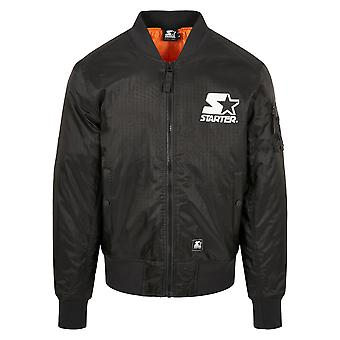 Starter Men's Bomber Jacket The Classic Logo