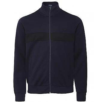 Fred Perry Contraste Panel Track Chaqueta J7540 266