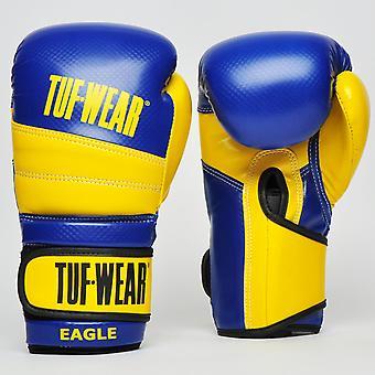 Tuf Wear Eagle Training Gloves Blue / Yellow