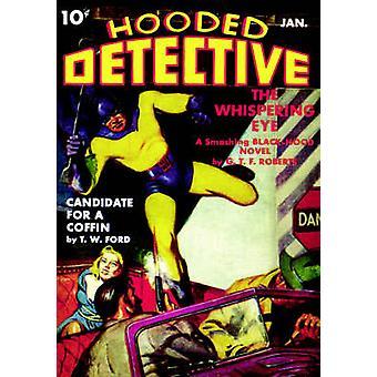 Hætteklædte detektiv januar 1942 af Betancourt & John & Gregory