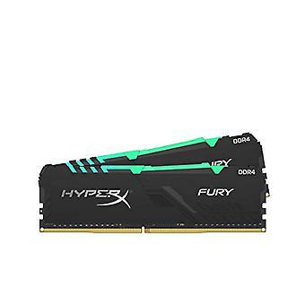 HyperX Fury HX434C16FB3AK2/16 Memory DIMM DDR4 (Kit 2x8 GB) 16 GB 3466 MHz CL16 1Rx8 RGB
