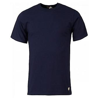 Armor Lux Short Sleeved Crew Neck T-Shirt