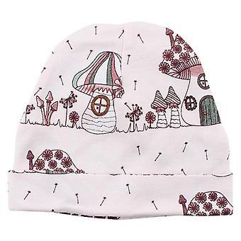 Fixoni Mütze, blass rosa