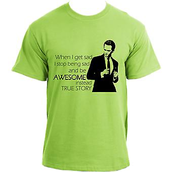 himym Barney Stinson Suit Up Awesome TV Series Inpired Funny T-shirt