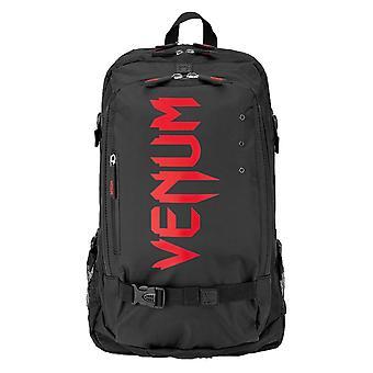 Venum Challenger Pro Evo Back Pack Negro/Rojo