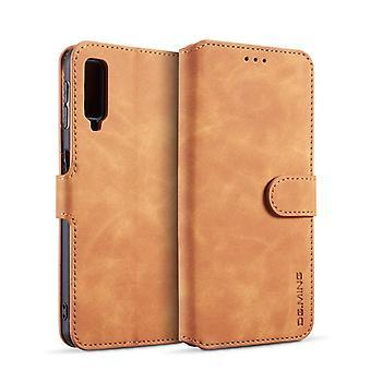 Mobiele Case Samsung Galaxy A7-PU leder