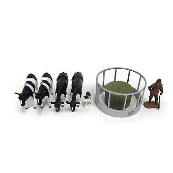 Britains Cattle Feeder Set 1:32  43137A1