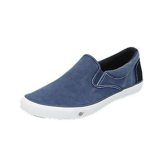 Dockers by Gerli 30ST023-790 Men's Loafer Blue Slip-Ons Business Shoes