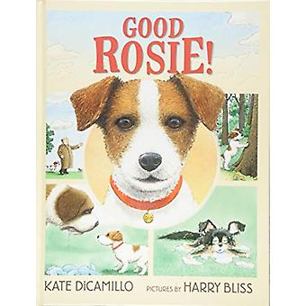 Good Rosie! by Kate DiCamillo - 9781406383577 Book