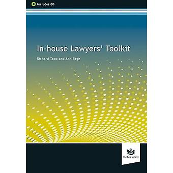 In-House Lawyers' Toolkit by Richard Tapp - 9781784460006 Book