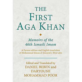 The First Aga Khan - Memoirs of the 46th Ismaili Imam - A Persian editi