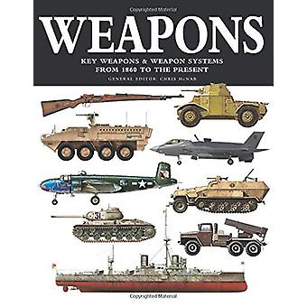 Weapons by Chris McNab - 9781782746928 Book
