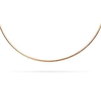 Choker Thick Line 18K Or