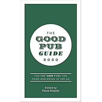 The Good Pub Guide 2020 by Fiona Stapley - 9781529103724 Book