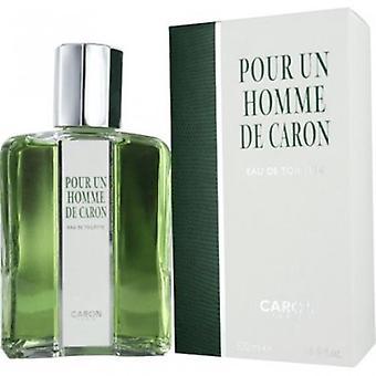 Caron - Pour un Homme de Caron ( Exclusif Grand Paquet ) - Eau De Toilette - 500ML