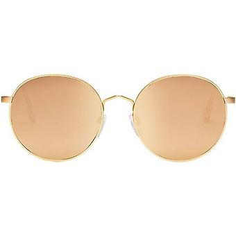 Electric California Hampton Sunglasses - Light Gold/Champagne Chrome