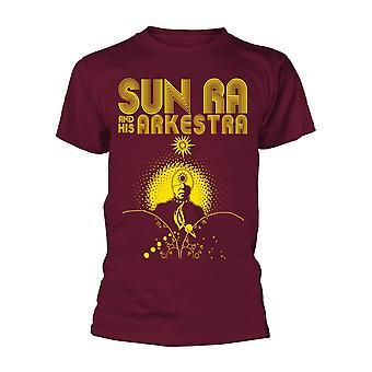 Sun Ra Space er stedet officielle Tee T-shirt Herre Unisex