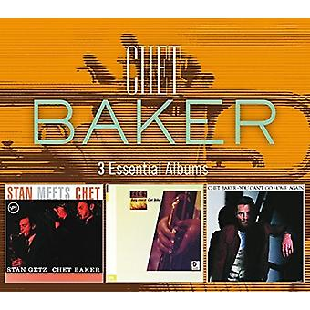 Chet Baker - 3 Essential Albums [CD] USA import