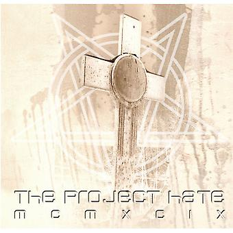 Project Hate - Hate Dominate Congregate Elimina [CD] USA import