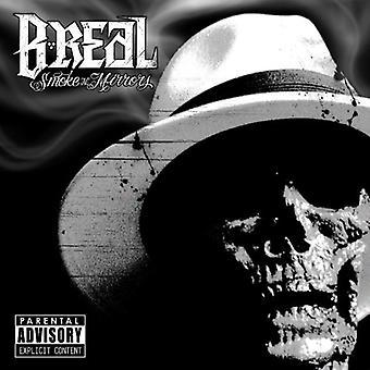 B-Real of Cypress Hill - Smoke & Mirrors [CD] USA import
