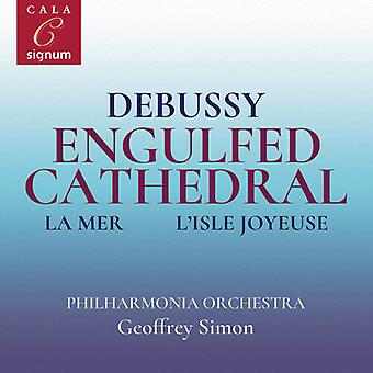 Engulfed Cathedral La Mer [CD] USA import