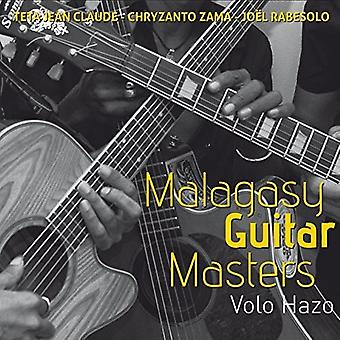 Malagasy Guitar Masters - Volo Hazo [CD] USA import