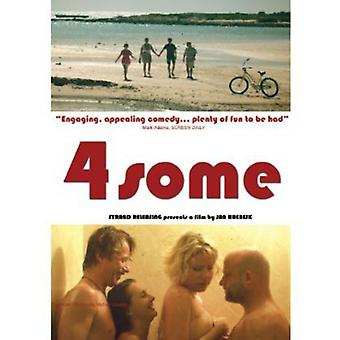 4Some [DVD] USA import
