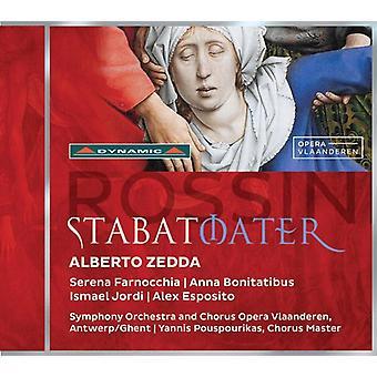 Rossini / Zedda - Stabat Mater [CD] USA import