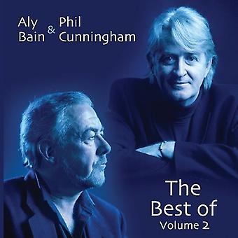 Bain, Aly / Cunningham, Phil - Best of Vol 2 [CD] USA import