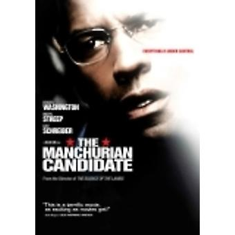 Manchurian Candidate [DVD] USA import