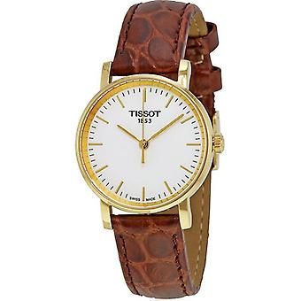Tissot T109.210.36.031.00 Everytime White Dial Men's Watch