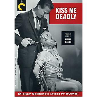Kiss Me Deadly [DVD] USA import