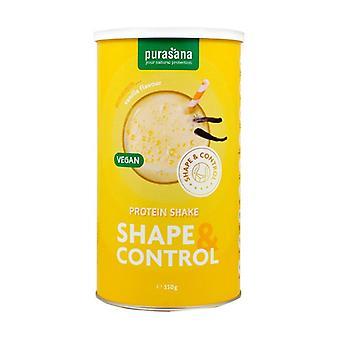 Vanille afslanken erwteneiwit 350 g poeder (Vanille)