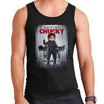 Chucky cultus van Chucky poster mannen ' s vest