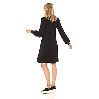 Marque - Daily Ritual Women-apos;s Supersoft Terry Relaxed Sweatshirt Dress,...