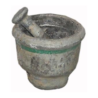 Deco4yourhome Iron Herbs Mortar