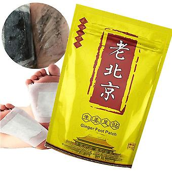 Foot Patch Improve Sleep, Old  Ginger Foot Patch - Anti  Swelling Revitalizing