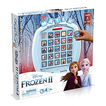 Frozen 2 Top Trumps Match - The Crazy Cube Game