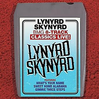Lynyrd Skynyrd - Bmg 8-Track Classics Live [CD] USA import