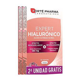 Expert Hyaluronic Anti-Aging Pack 2ème unité gratuite None