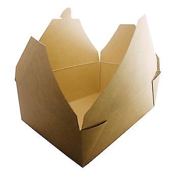 Kraft Small Brown Deli Takeaway Boxes