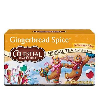 Celestial Seasonings Tea Gingerbread Spice