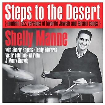 Shelly Manne - Steps to the Desert: Modern Jazz Versions [CD] USA import