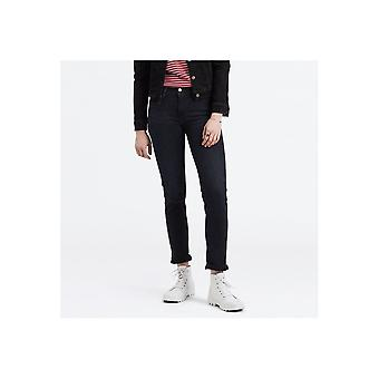Levi's® Levis 712® High Rise Slim Fit Jean (eye Of The Storm)