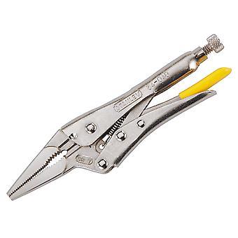 Stanley Työkalut Pitkä nenä lukitus pihdit 203mm (8in) STA084813