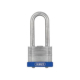 ABUS 41/HB40mm ETERNA Laminato Padlock 50mm Lungo Shackle Carded ABU4140LSC