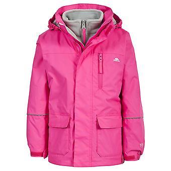 Trespass Girls Prime II 3 in 1 Jacket
