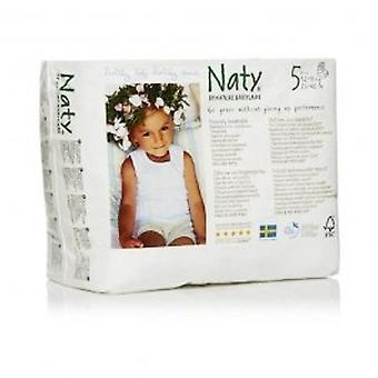 Nature Baby - Nappy Pants - Junior Size 5 (26-40Lbs)