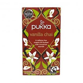Pukka - Vanilla Chai 20 påsar
