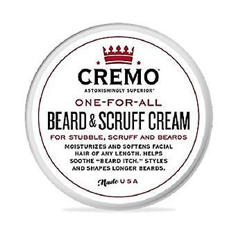 Cremo Beard & Scruff Cream